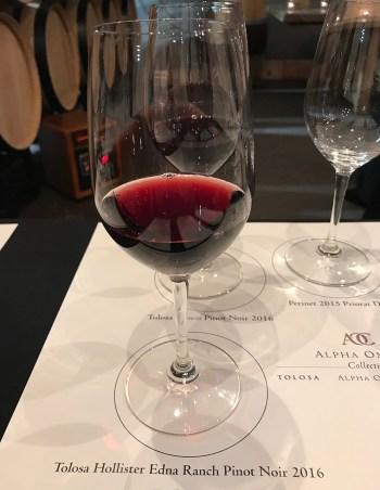 The Hollister Pinot Noir - Single Vineyard from San Luis Obispo