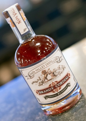 Napa Valley Distillery Brandy Cordial - Top seller