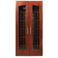 Le Cache Wine Cabinet - Contemporary 2400, Classic Cherry ...