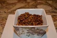 Spicy Pumpkin Seeds