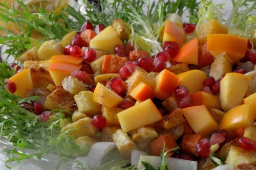 winter-salad-pomegranate-persimmon