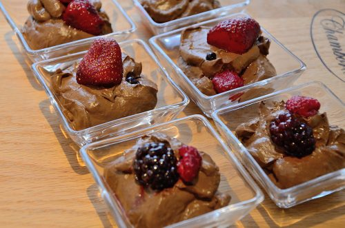 No Cook Chocolate Mousse