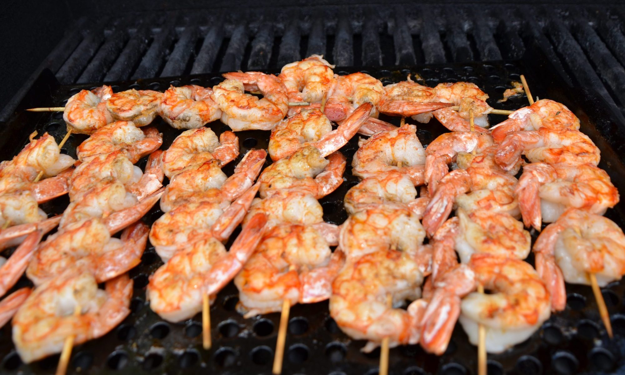 Grilled Argentinian Shrimp
