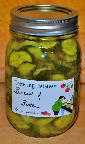 Easy Bread and Butter Pickles