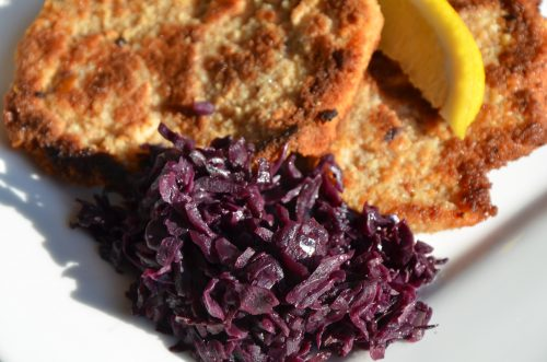 Slow Cooker German Red Cabbage