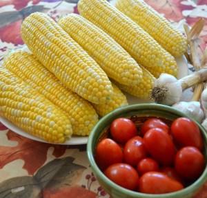 Preserving Corn on the Cob