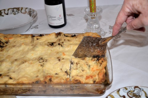 lasagne -out-of-the-oven