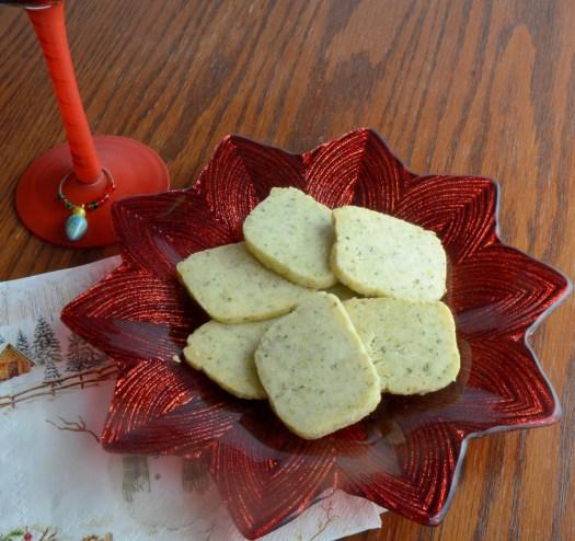Grown Up Shortbread Cookie #1