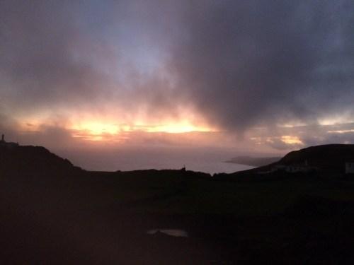 santa-maria-sunset