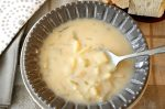 garlic-potato-soup-in-bowl-with-spoon