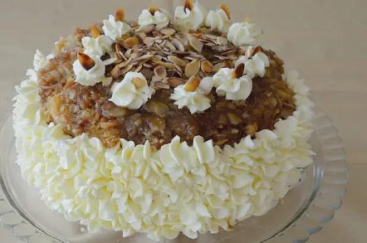 German Bee Sting Cake II