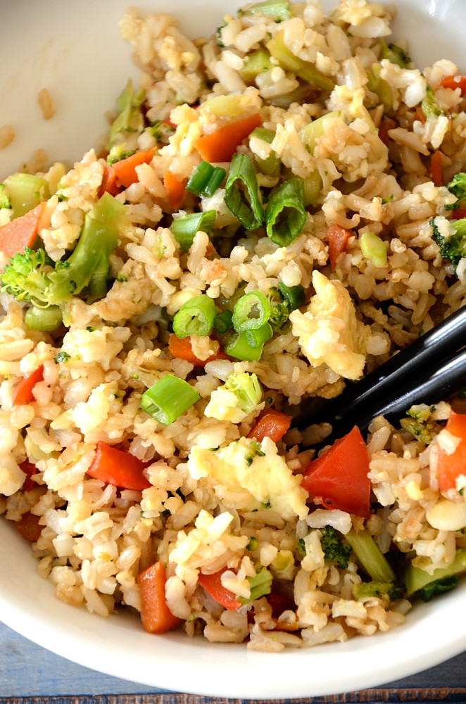 Is Fried Rice really a Superfood?  Studies suggest leftover rice may have 60% less calories than freshly cooked rice; can improve gut health; reduce glucose spikes and inflammation and potentially ward off colon cancer.