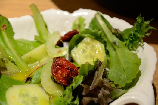Roasted Tomato Winter Salad