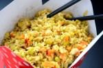 Cinnamon Fried Rice