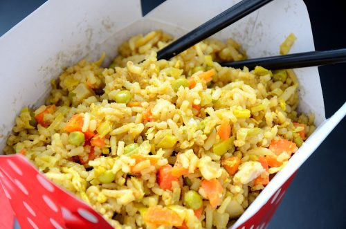 Cinnamon Fried Rice