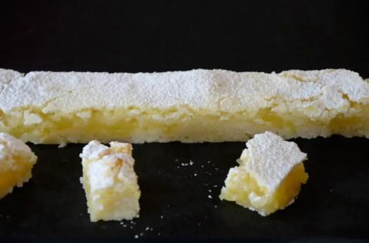 So Simple Lemon Squares