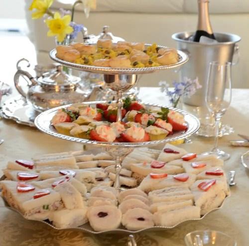 Royal Wedding Tea Pary
