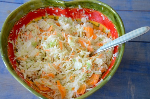 A Bon Appetit reader requested the Jim 'N Nick's Barb-B-Q Cole Slaw recipe and lucky for us they did!