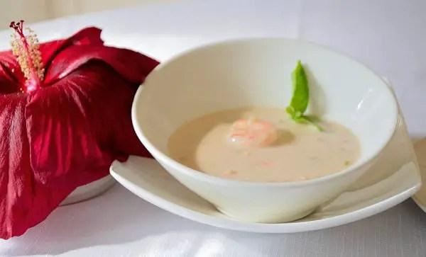 Thai Shrimp Bisque