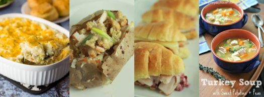 There are so many delicious ideas to use up Holiday Turkey Leftovers you are going to want to plan ahead for them!