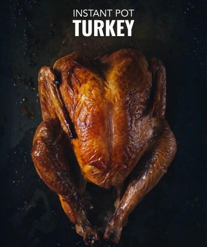 Instant Pot Turkey