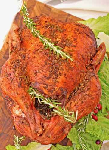 Savory Citrus Turkey