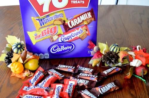 Cadbury Hallowe'en Bars