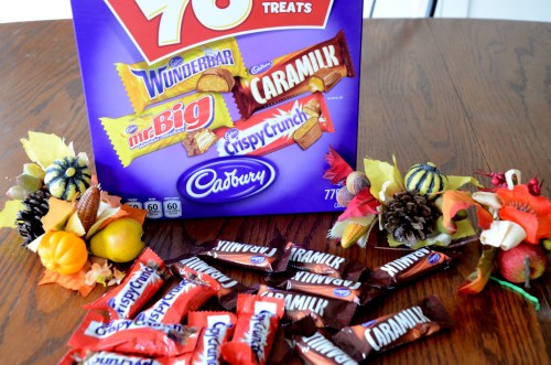 Cadbury Hallowe'en Bars