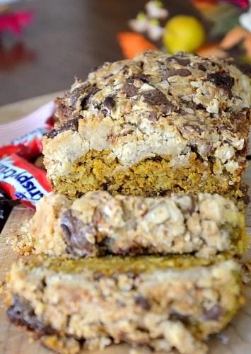 Cadbury Pumpkin Bread