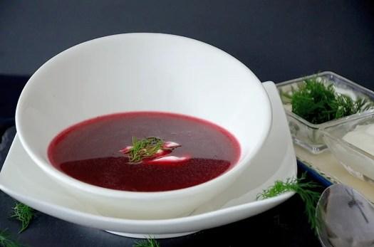 Polish Borscht Soup