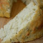 No Knead Dill Bread