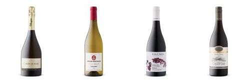 Four bottles of wine from March 21, 2020 LCBO Vintages release