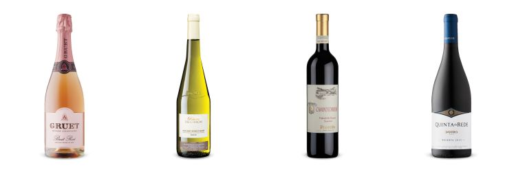 Four wines from LCBO May 30, 2020 Vintages Release