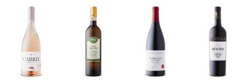 Four bottles of wine from June 27, 2020 LCBO Vintages release