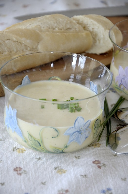 Vichyssoise - Classic Potato and Leek Soup