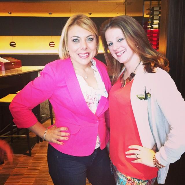 2015 Regionals Brittany Finn and Diane Nozik
