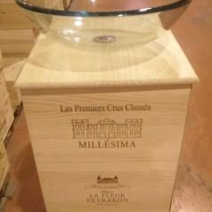 2009 Millesima tasting