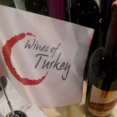 Wines of Turkey-Inaugural London tasting
