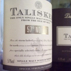 Talisker and the first Sail-in Cinema in the world