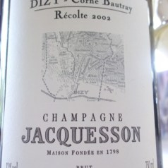 Jacquesson lunch(es) in Champagne and London