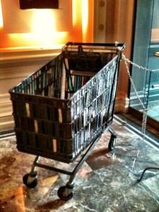 cart of art