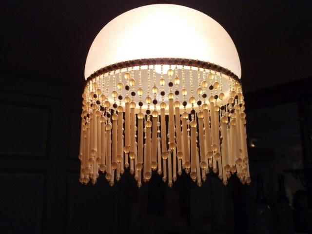 tasting room lamp
