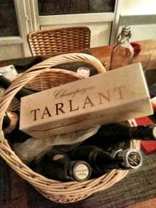 basket to take away