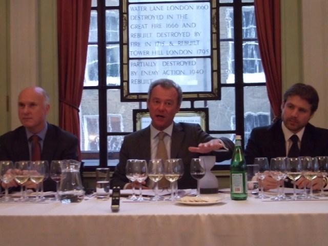 tasting panel leaders
