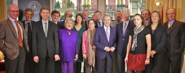 multi generational pic of the Primum Familiae Vini