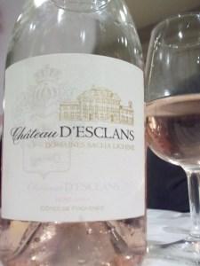 Ch. d'Esclans
