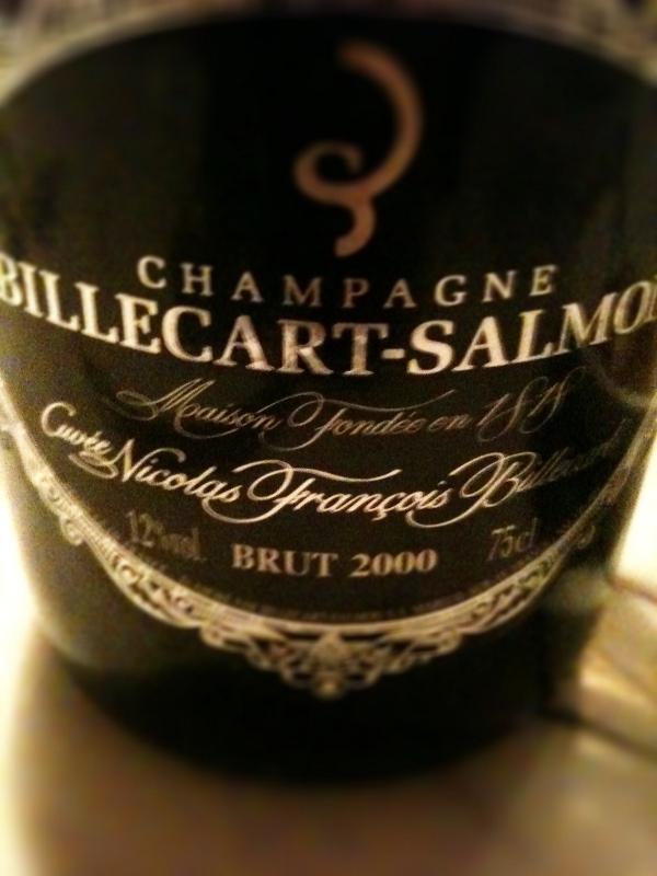 Billecart-Salmon Cuvee 2000