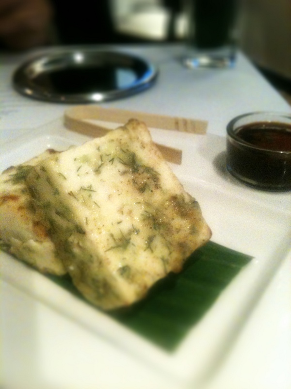 homemade fennel paneer