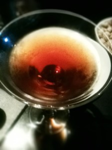 Bronze Martini