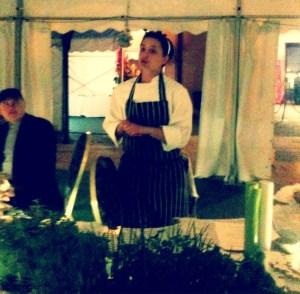 Chef Linn Soderstrom